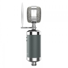 BOAUDIO Live Broadcast High Quality New Generation Condenser Microphone for Professional Singer and Influencer