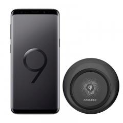 Samsung Galaxy S9 64 GB Malaysia FREE Qi wireless charger dock worth RM142  Midnight Black 64GB