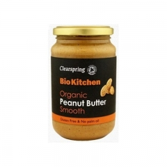 Clearspring Organic Peanut Butter Smooth 350g