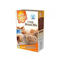 Well & Good Gluten Free Crusty Bread Mix 410g