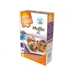 Well & Good Gluten Free Muffin Mix Cake 450g