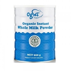 Ogni Organic Whole Milk Powder 900g