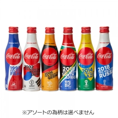 2018 FIFA World Cup Limited Edition Japan Coca-Cola 6 in Set
