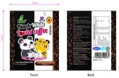 3-in-1 Black White Lovin White Coffee BUY 2 FREE 1 (36 sachets)