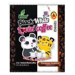 PREMIUM ARABICA 2- in 1 BLACK COFFEE BUY 2 FREE 1 (36 sachets)