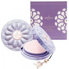 Bisous Miracle Blooming Skin Finisher Powder Pact Limited Edition Made in Korea