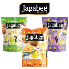 Japan Calbee Jagabee Potato Sticks x 3 Packs
