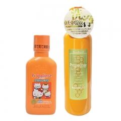 Japan Propolinse Mouth Wash Oral Care Rinse Hello Kitty 400ml + Original 600ml