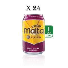 Malta (No Alcohol) Malt Drink