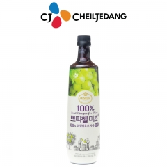 CJ Petitzel Fruit Vinegar Korea - Green Grape