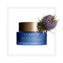 CLARINS Multi-Active Night Youth cream (Normal to Dry Skin) 50 ml