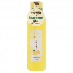 Japan Propolinse Mouth Wash Oral Care Rinse 600ml - Yuzu
