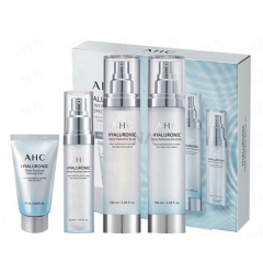 AHC Hyaluronic Skin Care Set 2018 New Version