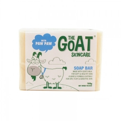 The Goat Skincare Australia Soap Bar With Paw Paw 100G