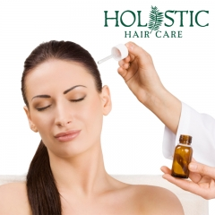 Holistic Hair Care - Rejuvenate Anti Aging Scalp Treatment
